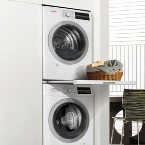 bosch benchmark washers and dryers