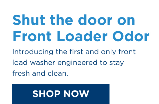 ge laundry appliances ultrafresh top load washer promotion